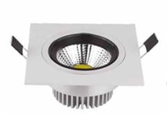 Úzkoúhlé stropní LED svítidlo TE-CLS 10W -