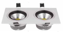 Úzkoúhlé stropní LED svítidlo TE-CLS 14W -