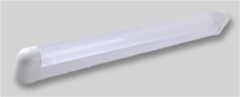 Svítidla pro LED trubice TE-LED-T8DUX 2x7W -