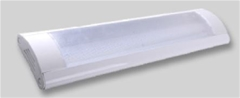 Svítidla pro LED trubice TE-LED-T8FF 2x14W -